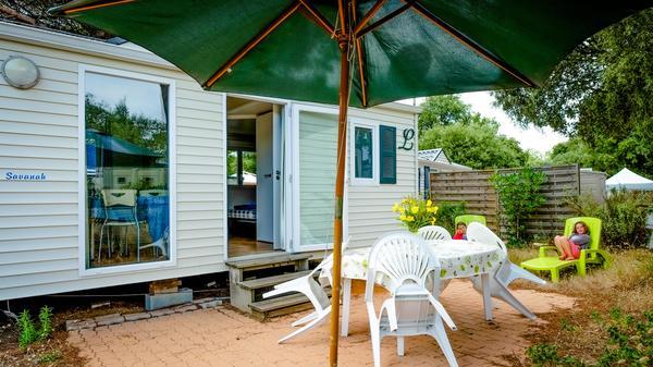Camping l'Ile Blanche - Photo 115