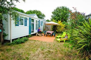 Camping l'Ile Blanche - Photo 114