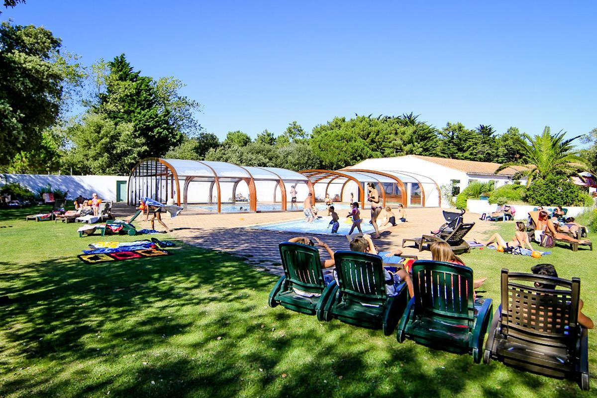 Camping l'Ile Blanche - Photo 413