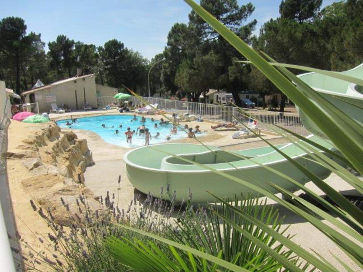 Camping La Pinède en Provence - Photo 401