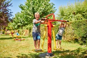 Camping la Ferme des 4 Chênes - Photo 813