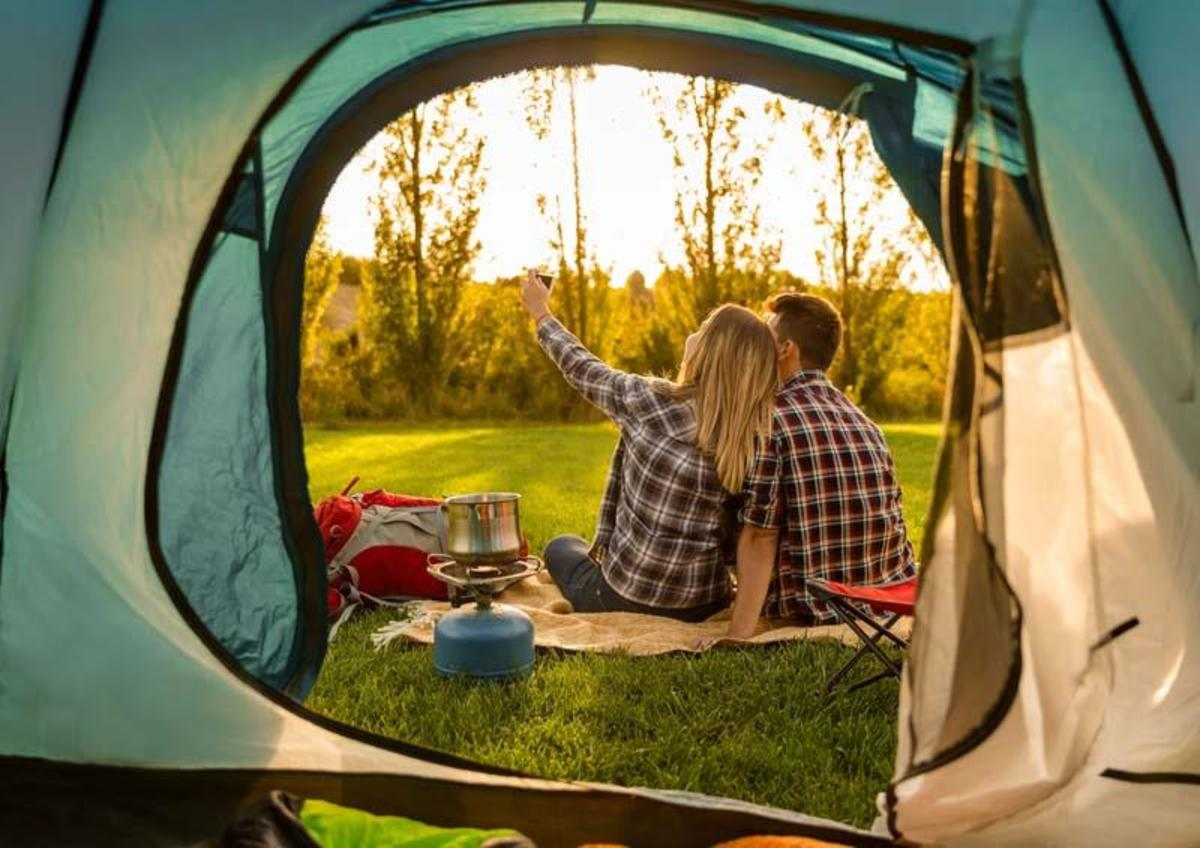 Camping l'Ile d'Amour - Photo 102