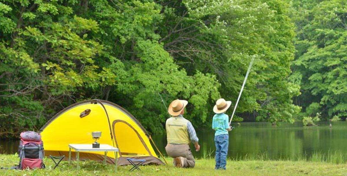 Camping l'Ile d'Amour - Photo 909