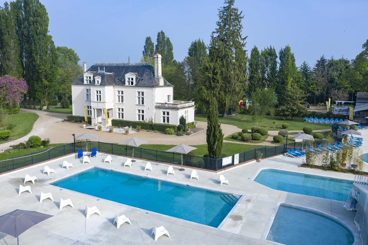 Camping Sandaya Château des Marais - Photo 400