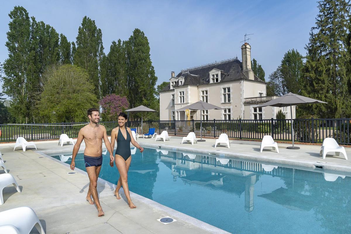 Camping Sandaya Château des Marais - Photo 401