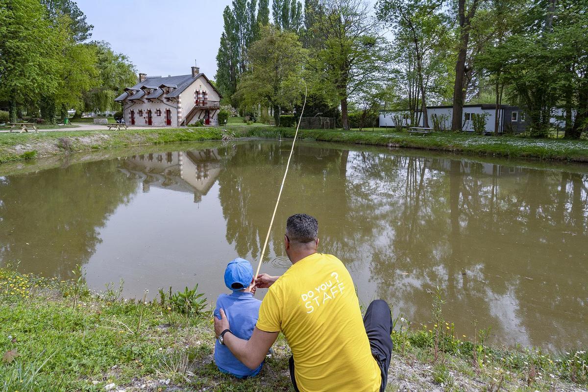 Camping Sandaya Château des Marais - Photo 725