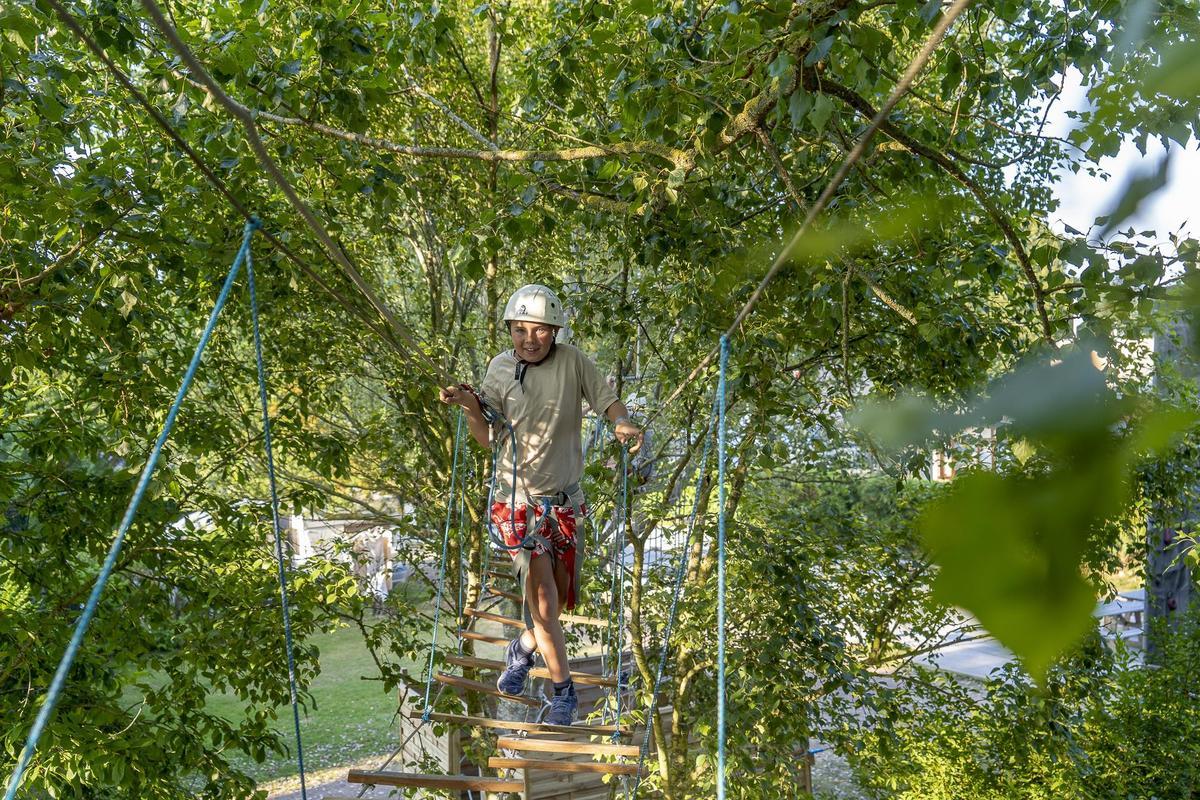 Camping Sandaya Le Moulin de l'Eclis - Photo 828