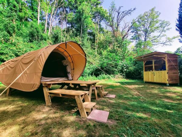 Camping Du Vieux Château - Photo 1106