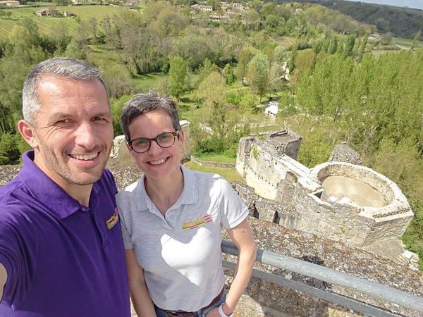 Camping Du Vieux Château - Photo 1201