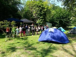 Camping Du Vieux Château - Photo 4203