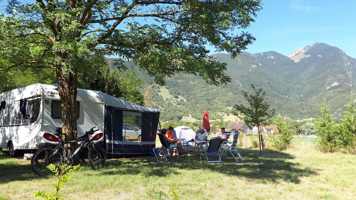 Camping Champ Tillet - Photo 1107