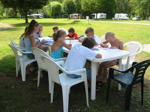 Camping Les Bords du Guiers - Photo 4101