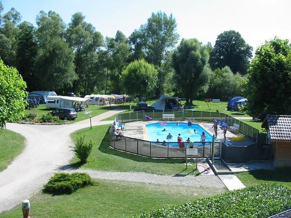 Camping Les Bords du Guiers - Photo 2101