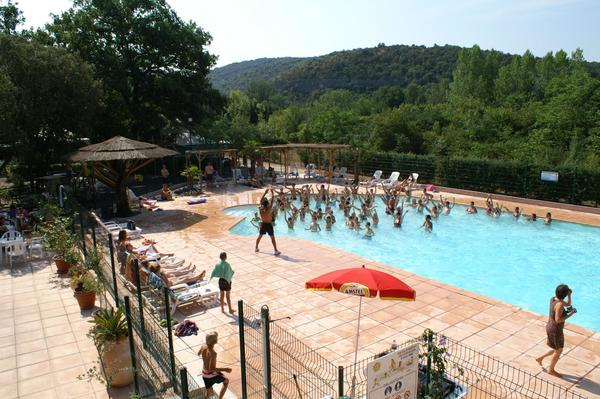 Camping Le Val d'Hérault - Photo 1102