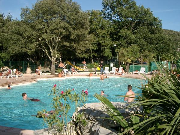Camping Le Val d'Hérault - Photo 1105