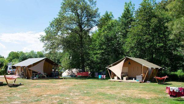 Camping Au Clos de la Chaume by Villatent - Photo 1101