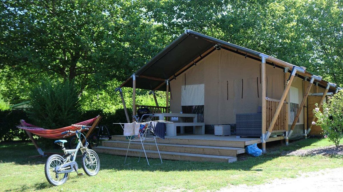 Camping les Bois du Bardelet by Villatent - Photo 1101