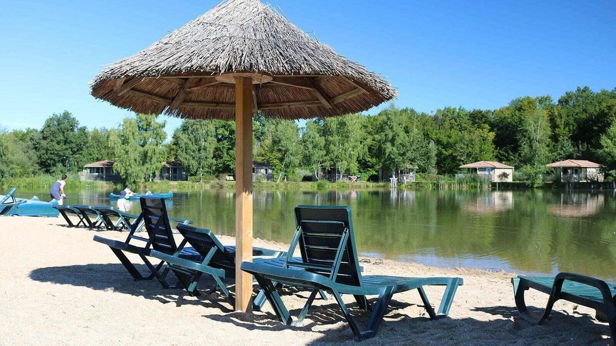 Camping les Bois du Bardelet by Villatent - Photo 1105