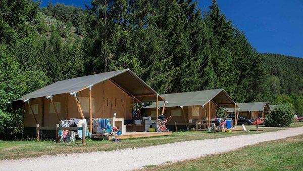 Camping de Vaubarlet by Villatent - Photo 1103