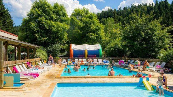 Camping de Vaubarlet by Villatent - Photo 1104