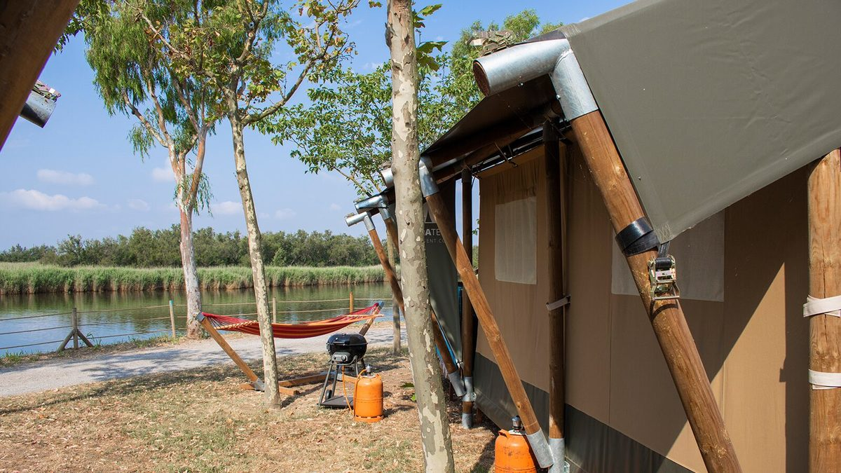 Camping Nautic Almata by Villatent - Photo 1101