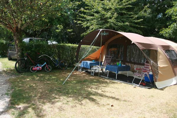 Camping  Le Vaugrais - Photo 1105