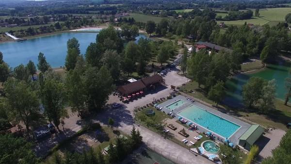 Camping Les Trois Lacs du Soleil - Photo 1103