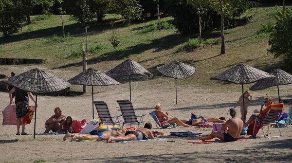 Camping Les Trois Lacs du Soleil - Photo 1107