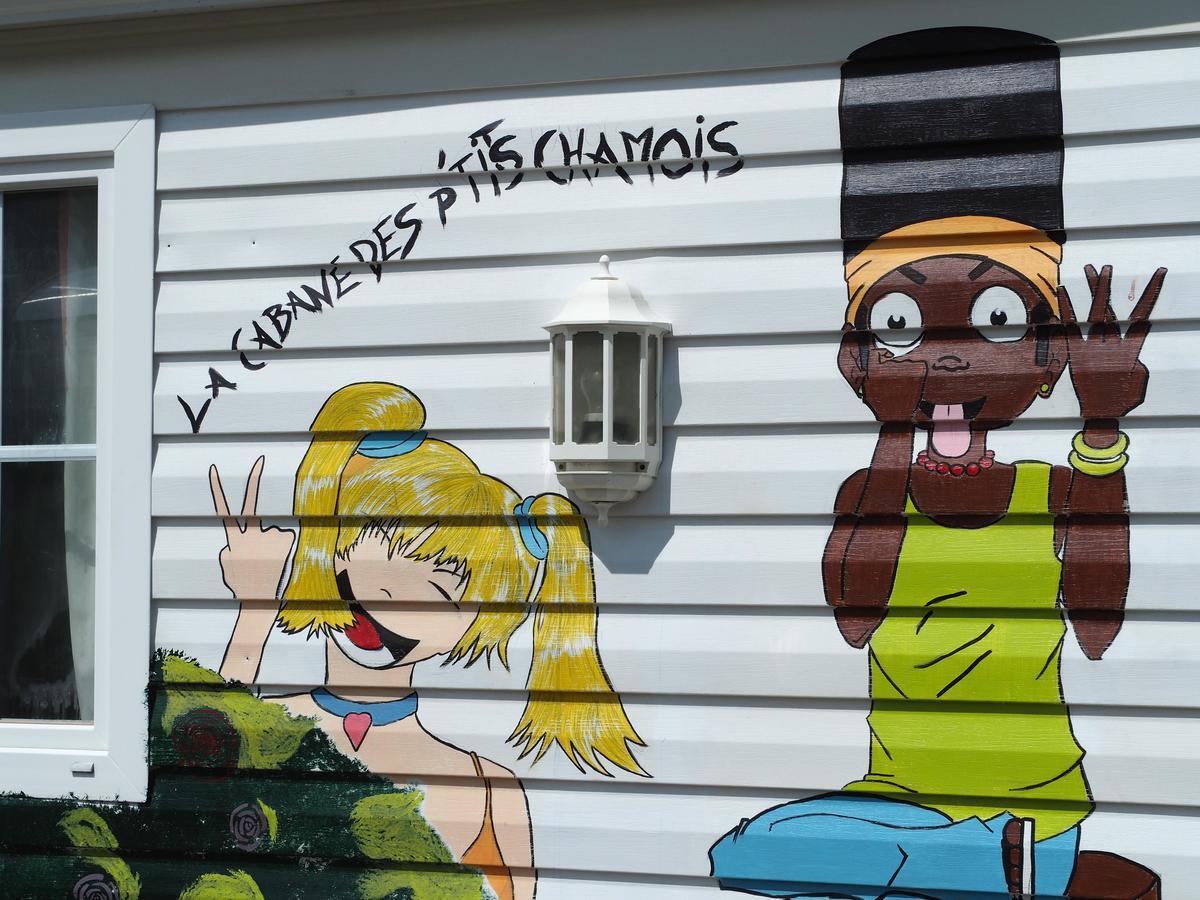 Camping CHAMP LA CHEVRE - Photo 4102