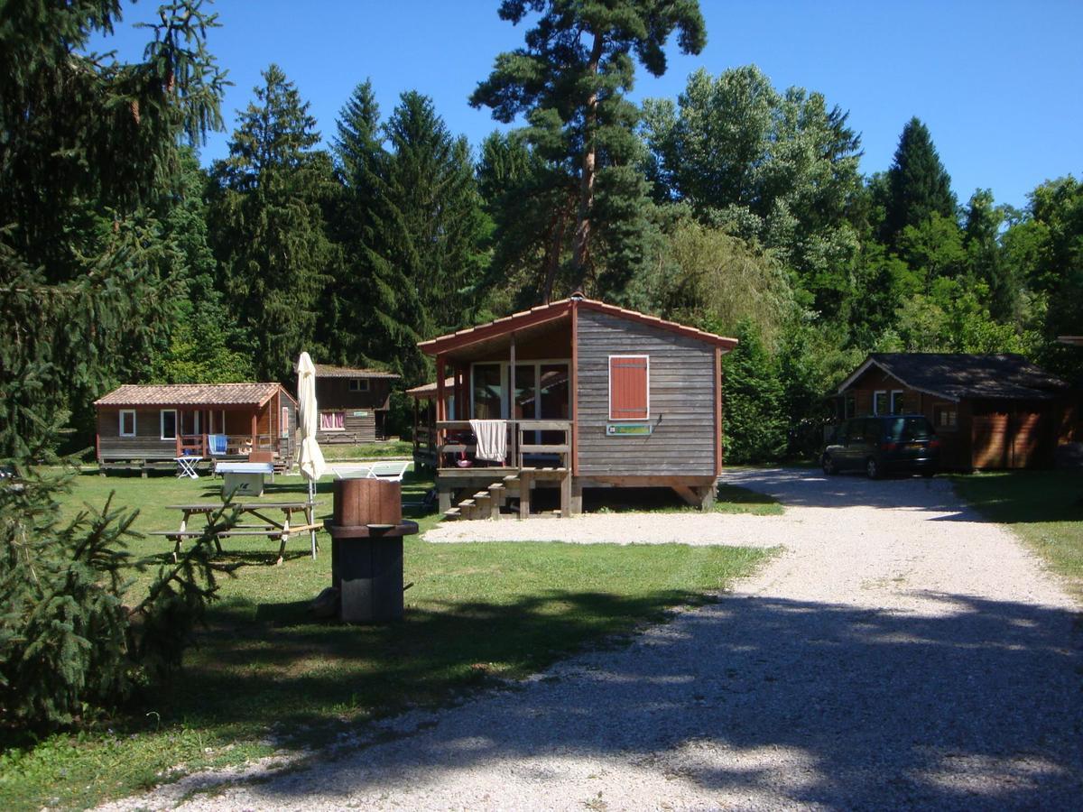 Camping La Pourvoirie des Ellandes - Photo 1107