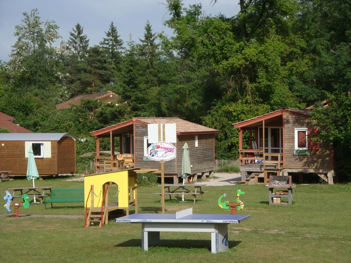 Camping La Pourvoirie des Ellandes - Photo 3003